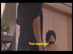 Ревнивая японская мать