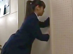Sdms955 Escolar Nena Detener el tiempo Parte I Eyaculaciones Felaciones asiáticos trago chino japoneses