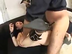 Hairy Teen Ass Banged