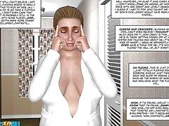 3D Comic Den Eyeland Project 1011