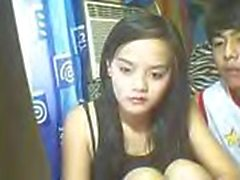Катрин Франко Манила Филиппины трахает соседским мальчиком