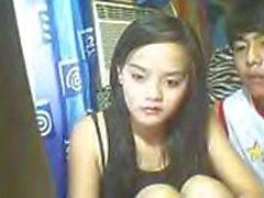 Filipinler sikikleri Komşu Boy Katherine Franco