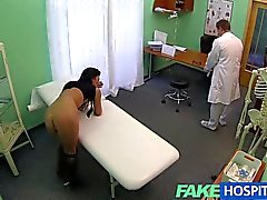 FakeHospital - Mature sexy cheating wife
