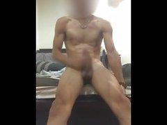 Junger Mann der Armee (Test)
