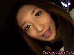 Japon genç ev yapımı videolarda zorlanıyor
