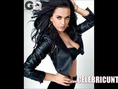 Big Tits Celebrity Katy Perry rebondissant ses seins