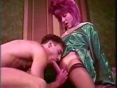 Vintage Tart Trans and her Man