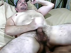 Daddy Bareback Fucks Asian Boy Craig
