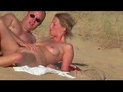 vid cachée de français femme baise sur la plage - plus sur sexyhotcamgirls