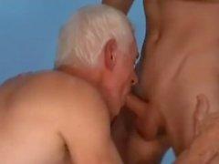 carl - vecchio giovane uomo e donna