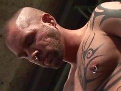 Skinhead Pig's Brutal Bareback Fuck