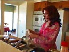 foda tesão na cozinha