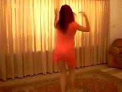 Saudi ALALINJA JA VATSA Dancer