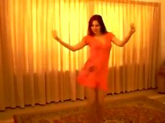 Danzatore di pancia saudita