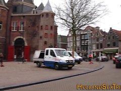 Hollantilainen huora cum mehustettua