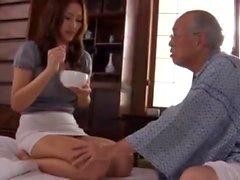 Erotisk handjob och massage