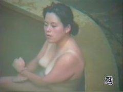 美 熟女 露天 風 呂 женщина на открытом воздухе ванны Vol.3