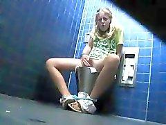Caught masturbation in bathroom