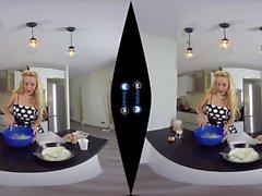 Big Ass VR Porn starring Blondie Fesser - Mobile VR XXX