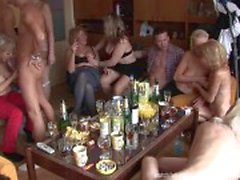 Porno MADURO Hogar Orgías
