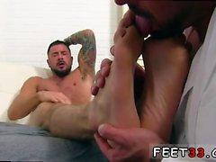 Gratuit pieds gais porno amateur Dolf's Foot Docteur Hugh Hunter