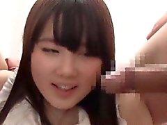 Японии подросток ебля