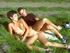 Really Miss Polonia! Sabina Musinska Having Sex Outdoors