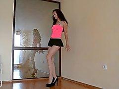 Sexy che Minibar del pannello esterno di danza arabe
