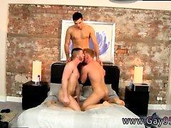 Very big dick double cumshot gay free videos JP Dubois Theo