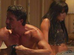 Des mesures des le sexe hot avec beau star du porno Alektra Blue