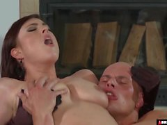 Hardcore Oily Fuck For Babe Stracy