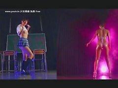 [DJDK-017] Tomoda Ayaka - Erotic dance ver.2