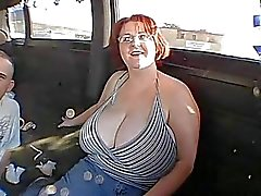 Saphirblau ist Dicke Frauen wir gerne sehen !