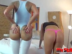 Bella Bellz and Karmen Karma