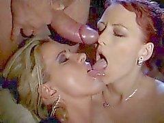 Di silvia Christian & dell'estere Fabbro - massa magra Threesome