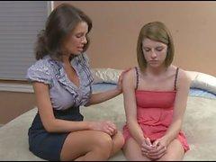 Por favor, faça-me lésbica 2 cena 2 com Aubrey Belle
