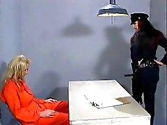 Hot Lesbo Politie st Big Tit Gevangene