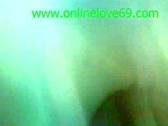 niña de Bangladesh Nidhi de recién casados mujer en el desarrollo de los brazaletes rojos - onlinelove69