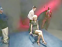 Dina Pearl Gangbang