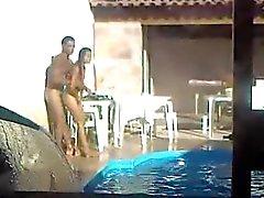 porra piscina