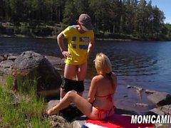 Норск порно галереи - Norge rundt имеющая MonicaMilf