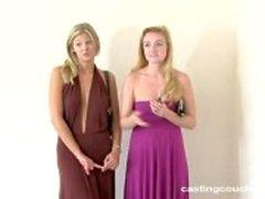 CastingCouch -HD - Charlotte e Adriana