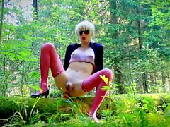 Fuck in forest 2