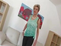 Lady Sonia Is Blackmailed To Strip