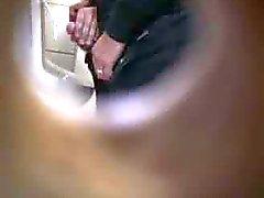 Str8 шпионские папаши руку помощи в общественный туалет