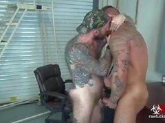 Prendendo Fat Daddy Dick