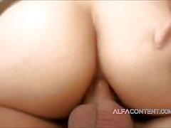 Cock нетерпеливый азиатский MILF роговой