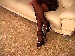 Pantyhose Erica Campbell