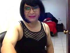 Sexy solista gay in webcam