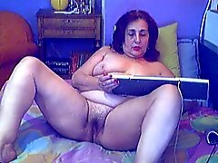 Webcam de mamie hellénique